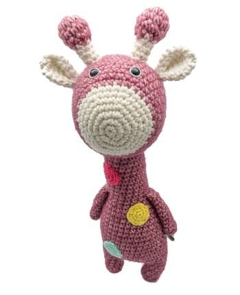 Nerta žirafa - barškutis