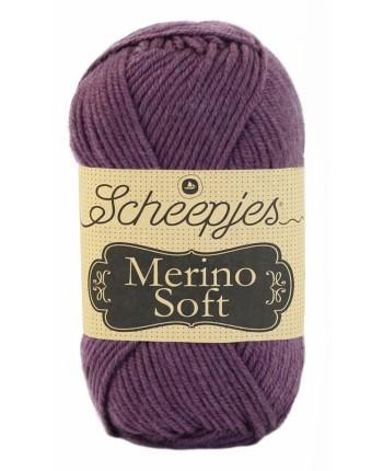 Scheepjes Merino Soft Nr. 637 Seurat - nėrimo-mezgimo siūlai