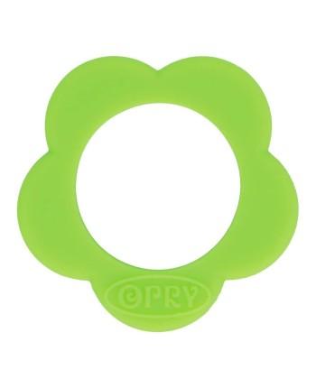 Silikoninis gėlytės formos kramtukas, žiedas čiulptuko laikiklio gamybai (be BPA)