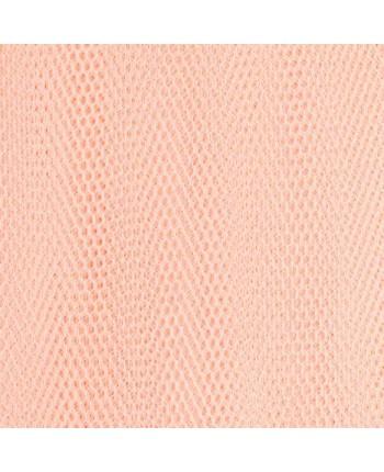 Kietas tiulis -  145/150 cm - Shell (kriauklės spalvos)